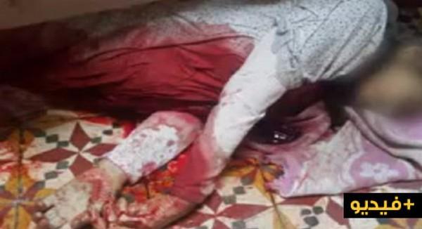 شاب قتل جدته بسلا/ فيديو