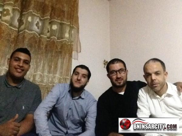المنشد محمد بويعماذ يحل ضيفا على موقع بني انصار سيتي.كوم/ فيديو