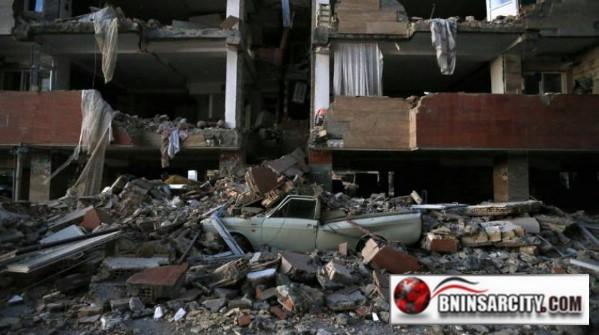 زلزال عنيف يضرب المناطق الحدودية بين العراق وإيران أدى إلى سقوط 336 قتيلا.. والحصيلة في ارتفاع