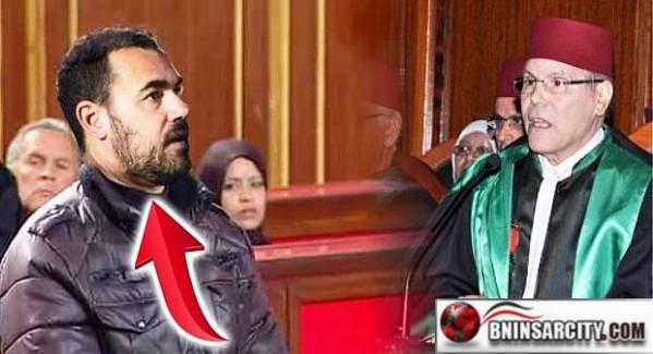 """ناصر الزفزافي القائد الميداني للحراك """"يشعل"""" جلسة محاكمة معتقلي الريف"""