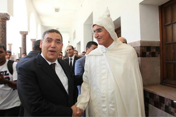 وزارة الداخلية: تحتفظ بمهيدية و اليعقوبي و ترقي عمال الناظور و مكناس لولاة