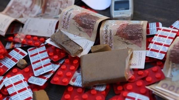 مفوضية شرطة بني انصار تشن حربا شرسة على تجار القرقوبي والغبرة