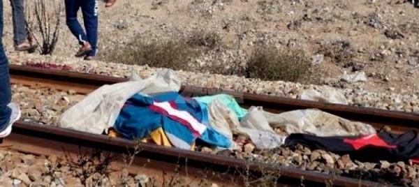 فاجعة..قطار يتسبب في وفاة سيدة بين سلوان والناظور