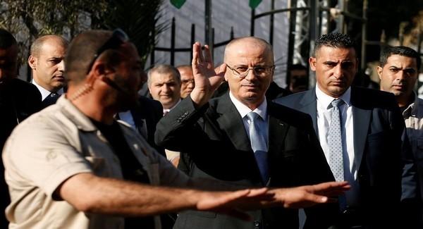 رئيس الوزراء الفلسطيني ورئيس جهاز المخابرات العامة ينجوان من هجوم استهدفهما في قطاع غزة