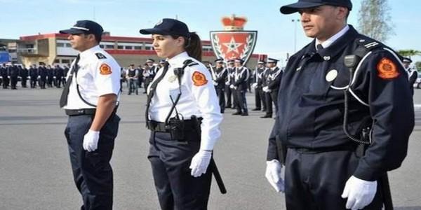توظيف  في صفوف الأمن الوطني.. وهذه هي التفاصيل وتواريخ المباراة