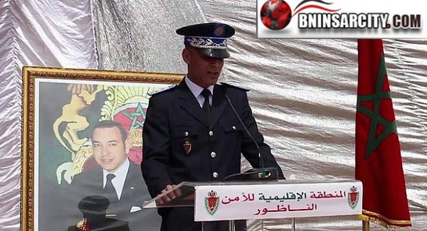 حملة  تمشيطية ببني انصار وتوقيف العديد من مروجي الخمور والمخدرات