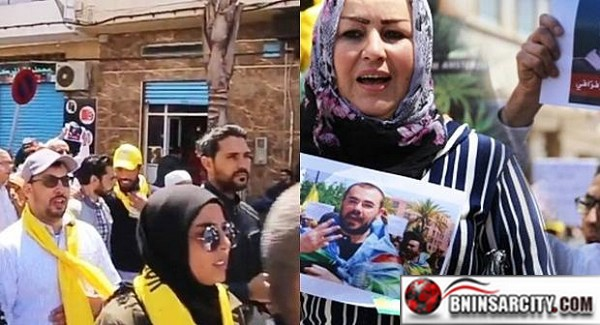 فاتح ماي بالناظور.. مطالب بحرية الزفزافي ورفاقه
