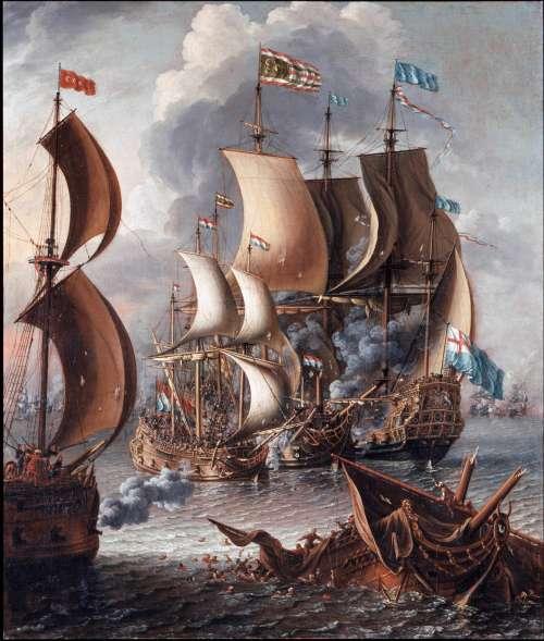 تاريخ: الملاحة والقرصنة بسواحل الناظور و الدريوش