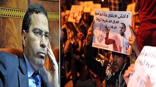 مصطفى الخلفي، الناطق الرسمي باسم الحكومة يرفض التعليق على أحكام الريف