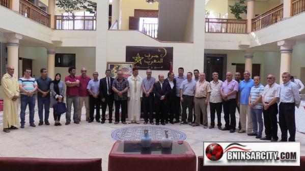 غرفة الصناعة التقليدية توقع اتفاقية تعاون وشراكة مع  مركز الدراسات التعاونية للتنمية المحلية سيكوديل