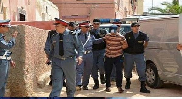 ايقاف واعتقال عصابة إجرامية مختصة في السرقة