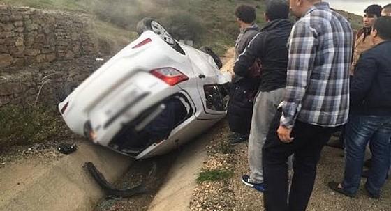 حادث مميت:  وفاة أب وابنه ونقل باقي أفراد العائلة إلى قسم المستعجلات بالناظور