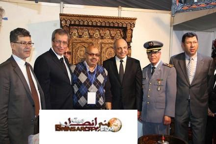 افتتاح معرض الصناعة التقليدية بالناظور