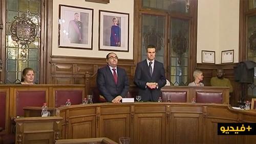 """تصرف عنصري ضد العمدة السابق لبلدية """"كوكلبرغ"""" البلجيكية"""