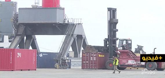 ميناء بني انصار بوابة الجهة الشرقية تستعيد النشاط التجاري مع مليلية المحتلة