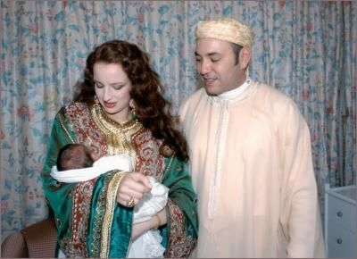 الأميرة لالة سلمى التي ملكت قلب الملك و الشعب