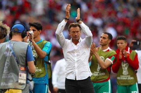 مدرب المنتخب الوطني المغربي لكرة القدم هيرفي رونار; المنتخب المغربي لن يفوز بلقب كأس إفريقيا