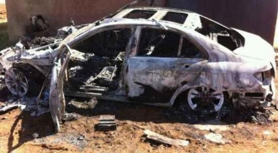 """العثور على جثة ثلاثينية مغربية محترقة داخل سيارتها بمدينة """"مودينا""""، الايطالية"""