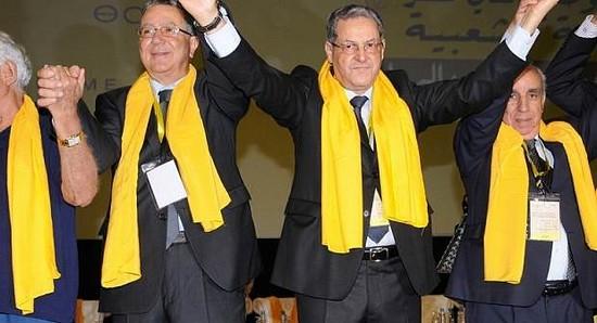 تعيين محمد الفاضيلي  في منصب نائب الأمين العام لحزب الحركة الشعبية