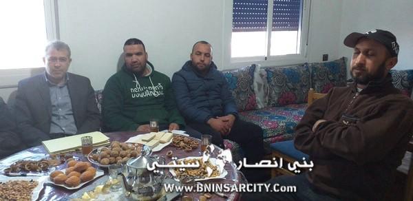 ميلاد جمعية الطريقة العيساوية لإحياء التراث الصوفية بالقرمود فرخانة ببني انصار