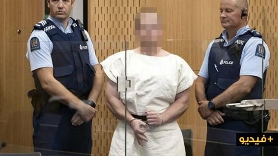 محاكمة منفذ مجزرة المسجدين في نيوزيلندا / فيديو