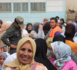 فرخانة : اسر فقيرة  تستفيد من قفة رمضان