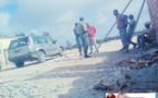 حرس المياه الغاباة ضد بناء مدرسة بحي إقجوعا ببني شيكر