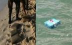 القوات المساعدة ببني انصار تعثر على مخدر الحشيش بشاطئ بوقانا