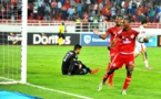 فريق الوداد البيضاوي يهزم  ضيفه الزمالك المصري