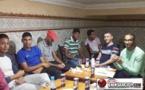 جمعية نهضة شباب بني انصار ترفع شعار معا من أجل الصعود إلى القسم الاول