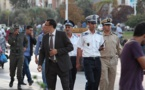 حملة تدعو إلى مقاطعة الإنتخابات وسط حصار أمني بمدينة الناظور/ فيديو