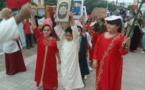 الاحتفال بعيد المسيرة الخضراء بمؤسسة المنطق للتعليم الخصوصي ببني انصار/ فيديو