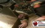 عاجل: فيديو جديد يظهر الشخص الذي  ضغط على مكبس عجن الأزبال لطحن بائع سمك الحسيمة