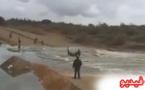 غرق شاب في مقتبل العمر/  فيديو