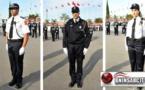 الشرطة المغربية الزي الجديد