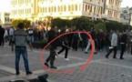 نشطاء الحراك الشعبي بمدينة الناظور والحسيمة تنظم وقفة احتجاجية بساحة التحرير/ فيديو