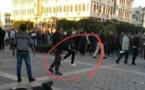 Manifestacion en Nador por la muerte de Fikri acabo con muchas heridas/ video