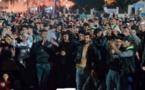 خطير. هجوم القوات  المخزنية على المتظاهرين في الحسيمة/  فيديو