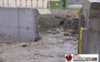 تساقطات مطرية جد قوية ببني انصار