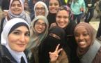مسيرة نسوية مناهضة لترامب وسياسته المستقبلية