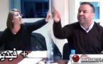 سليمان حوليش، أزواغ، وليلى أحكيم: مشادات كلامية ببلدية الناظور/ فيديو