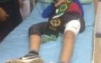 """أحداث عنف وأعمال شغب خطيرة بين أنصار فريق """"شباب نهضة سلوان"""" وجمهور فريق """"هلال الناظور"""": فيديو"""