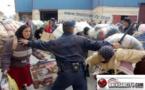 السلطات الإسبانية تغلق معبر فرخانة الرابط بين مدينتي مليلية وبني انصار
