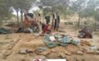 تدمير المخيم العشوائي بسلوان للمهاجرين الأفارقة والاعتدء بالضرب على عدد منهم والاستيلاء على ممتلكاتهم/ فيديو