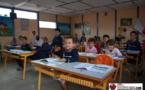 مراسلة رقم  3 موجهة الى السيد حليم فوطاط رئيس مجلس بلدية بني انصار من أجل ترميم المؤسسات التعليمية