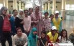 مدرسة البكري للتعليم الإبتدائي في زيارة ميدانية واستكشافية لميناء بني انصار