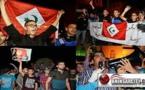 مسيرة ليلية صاخبة وضخمة  بالناظور تضامنا مع أبنائها من نشطاء الحراك الشعبي بمنطقة الريف / فيديو