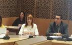 البرلمانية الناظورية ليلى أحكيم تستعرض مشروع المجلس الاستشاري للشباب والعمل الجمعوي