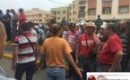 تجدد الإحتجاجات لليوم الثاني بمعبر بني انصار واغلاقه بشكل كلي / فيديو