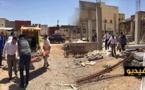 فاجعة.. مصرع شخص وإصابة أربعة آخرين في إنهيار محوتة في طور البناء بالعروي/ فيديو